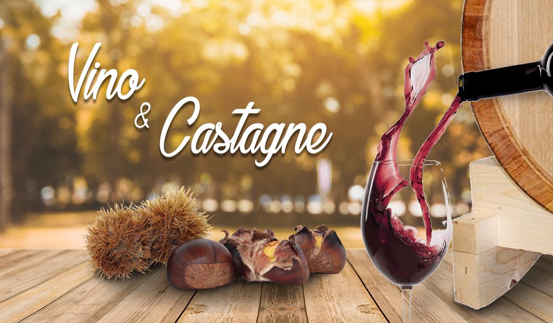 23 novembre – Vino e Castagne