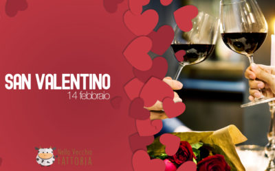 San Valentino – Menù speciale
