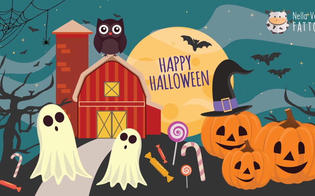 Halloween Day – Passalo con noi in Fattoria!