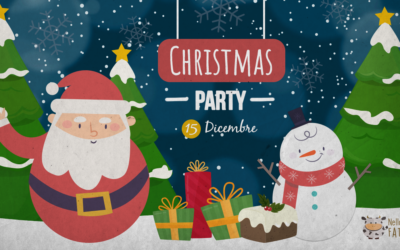 15 dicembre – Christmas Party